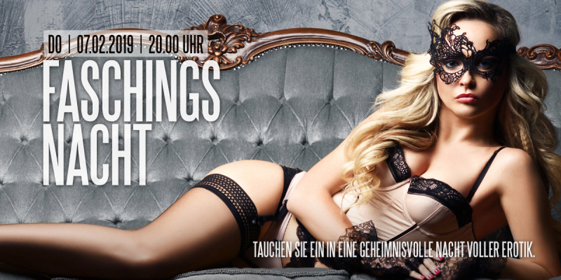 Faschingsparty am 07.02.