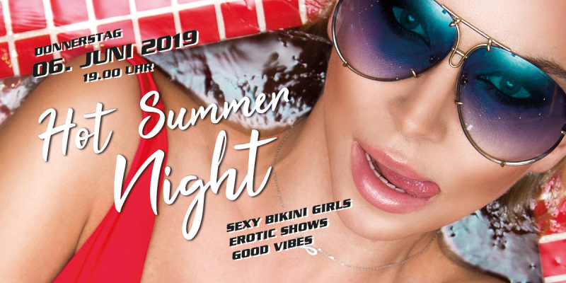 Hot Summer Night am 06. Juni