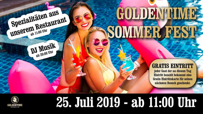 Sommerfest am DO, den 25.07.