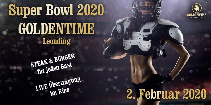 Super Bowl am 2. Feb.