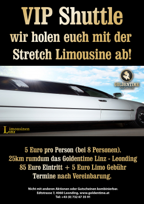 Goldentime VIP Shuttle